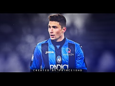 Mattia Caldara - Welcome To AC Milan - Defensive Skills & Goals 2018 - HD