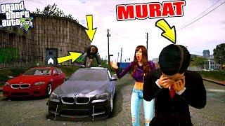 BEŞİR BEYZBOL SOPASIYLA MURAT'IN BMW'Yİ PARÇALIYOR! - GTA 5 MURAT'IN HAYATI