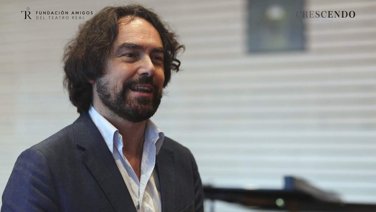 Víctor Manuel Dogar | Crescendo | Fundación Amigos del Teatro Real
