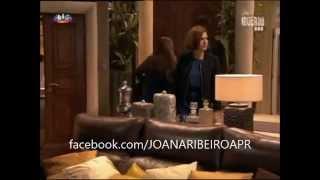 Sol de Inverno Eduardo expulsa Margarida e Teresa de casa