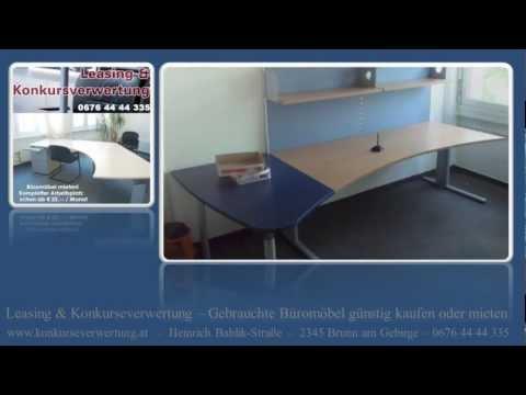 Gebrauchte Tische Bürotische Schreibtische Tische Büro Wien  Gebrauchte Büromöbel Wien