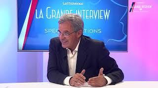 Régionales 2021 : suivez La Grande Interview avec Thierry Mariani (RN)