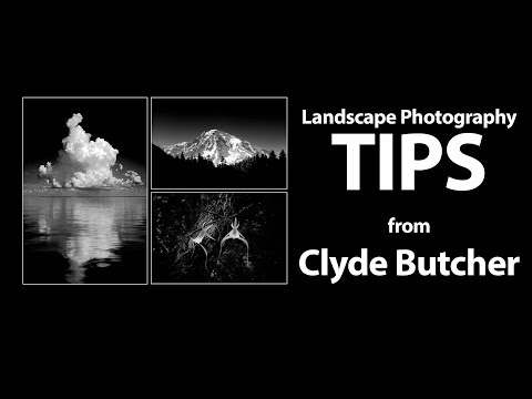 Landscape Photography Tips I Learned from Clyde Butcher