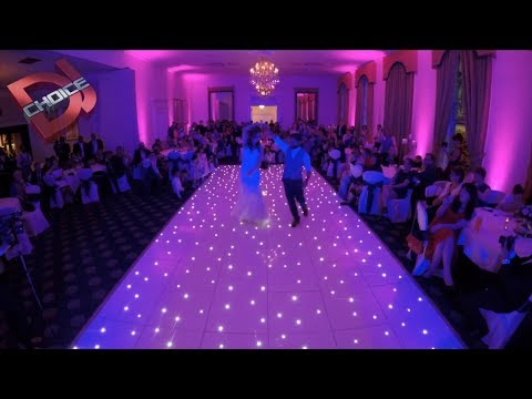 Natalia & Sundeep's First Dance - Royal Spa Hotel, 3/6/2017