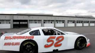 Brad's #52 UARA car at Rockingham