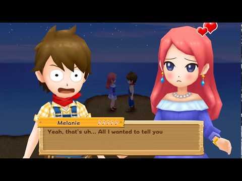 [Harvest Moon Light Of Hope] Melanie's Confession