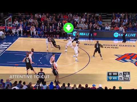 Knicks Film Study: Frank Ntilikina Defense vs Brooklyn Nets