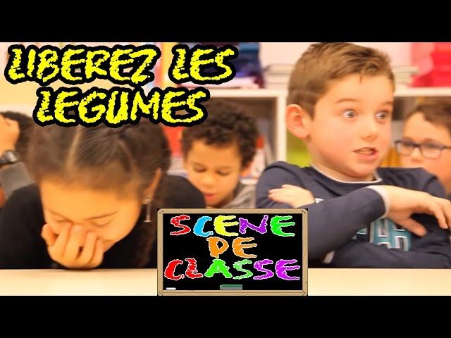 Scènes de classe #11 - Libérez les Légumes - Bezons (95)
