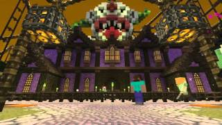 Minecraft: Halloween mashup pack trailer