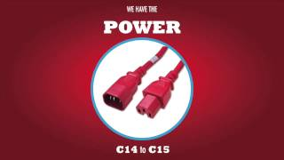 Cable Corner 1-Color Power Cables