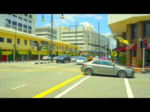 [Saraghuz] Beauty of the Capital of Brunei: Bandar Seri Begawan City