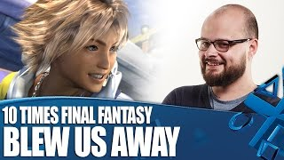 10 Times Final Fantasy Absolutely Blew Us Away