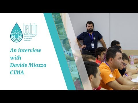 An interview with Davide Miozzo (Cima)