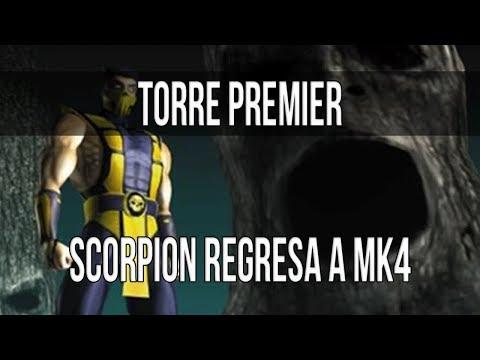 MKXL   Scorpion regresa a Mortal Kombat 4 thumbnail