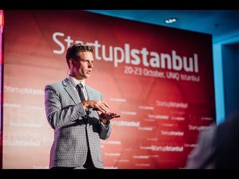 e-Residency for Global Entrepreneurs - Kaspar Korjus - Startup Istanbul