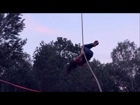 Trailer: Aerial Rope - Folklorum