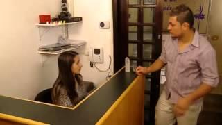 Teste de Fidelidade: Testado sente calor ao ver dentista 'gostosona' (8)
