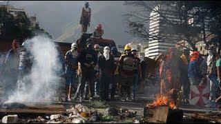 Turmoil rages on in Venezuela as national elections loom