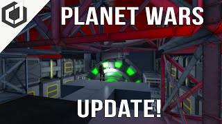 Space Engineers | Planet Wars - 30 - UPDATE / Let's Talk!
