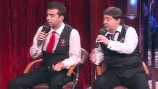 Большая Разница: Георгий Тесля-Герасимов и Павел Шуваев