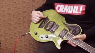 �������� ���� Universum Elena Gamma Guitar review by Pavlo ������