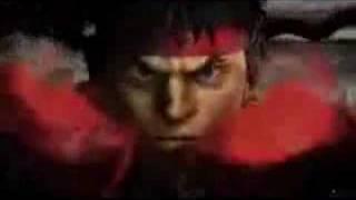 Street Fighter Set Eskimo