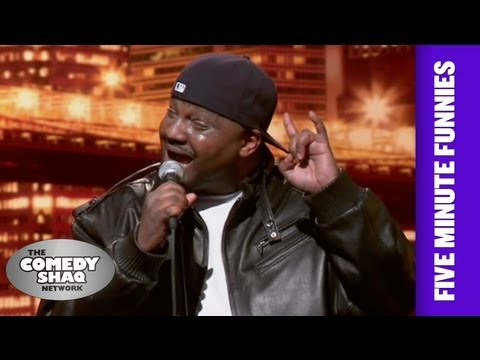 Aries Spears⎢Heat (1995 Film) Is the Best Movie Of All Time!⎢Shaq's Five Minute Funnies⎢Comedy Shaq