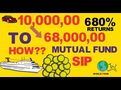 invest 10,00,000 get 68,00,000 how to invest in mutual funds