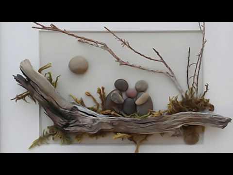 Best Pebble Art Ideas || Stone Art Designs || DIY & Crafts Ideas