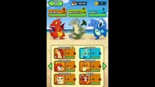 Dynamons 2 game -all dynamons review