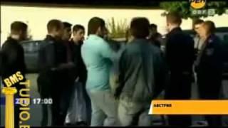 Чеченцы не поделили с турками девушку.mpg