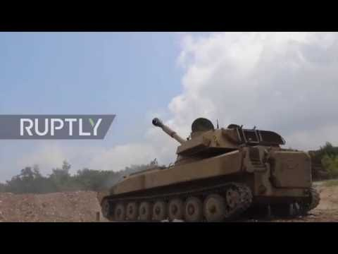 Syria: Army launches new offensive in Latakia governorate, near Turkish border
