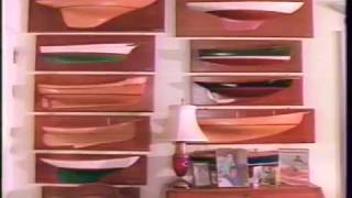 Half Hull Boat Models By Maine Boatbuilder