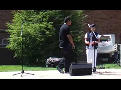 Luis Rosado - Concert Performance; BU