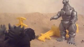 Fan Film: Godzilla vs MechaGodzilla