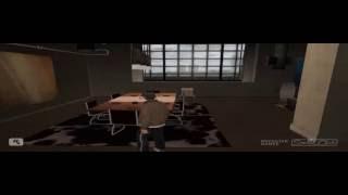 Grand Theft Auto-GTA IV-rain everywhere (bug)