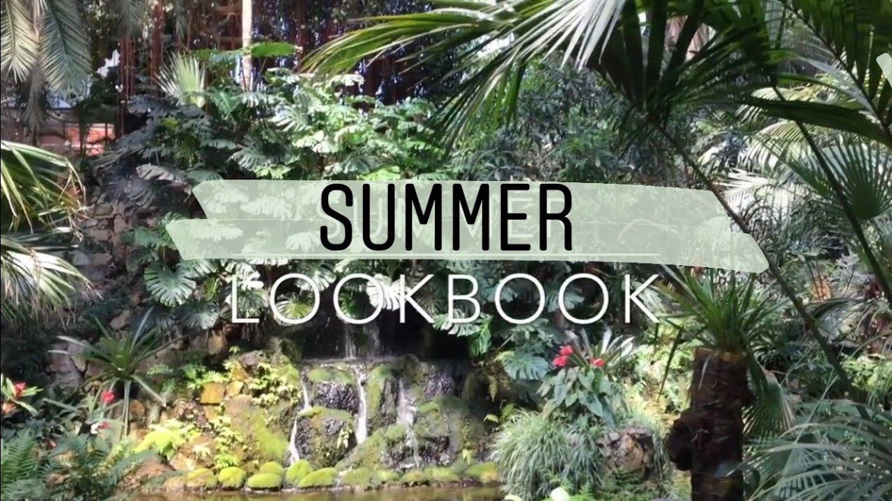 SUMMER LOOKBOOK 8