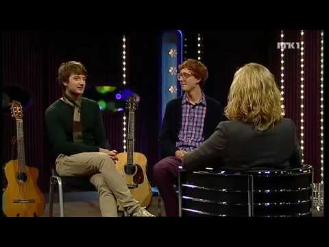 Kings of Convenience on Store Studio