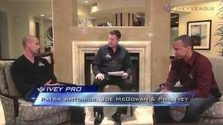 Phil Ivey & Patrik Antonius - $800,000 Pot