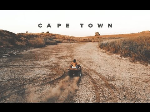 4 DAYS OF ADVENTURE IN CAPE TOWN | Calvyn Justus