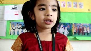 Delhi Public School- Bangalore East (Kindergarten) Talkshow
