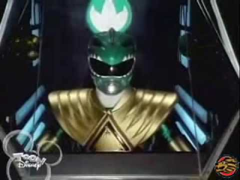 Go Green Ranger a Tommy Tribute