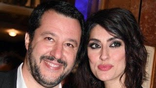 'C'è di mezzo l'amore': Elisa Isoardi lancia un messaggio romantico a Matteo Salvini?