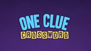 One Clue Crossword : Picture Crosswords for iOS/Android/Amazon