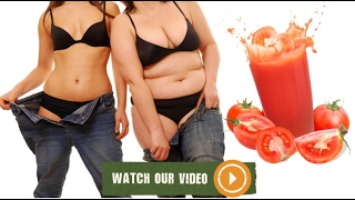 How to Lose Body Fat with Tomato Juice in 7 Days