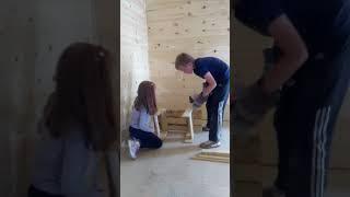 Как сделать скамейку своими руками ☺