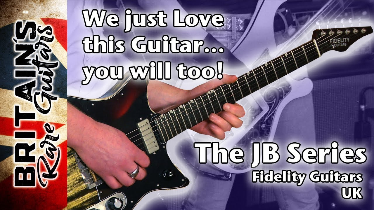 We just love this Guitar - and you will too!