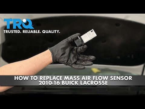 How To Replace Mass Airflow Sensor 2010-16 Buick Lacrosse