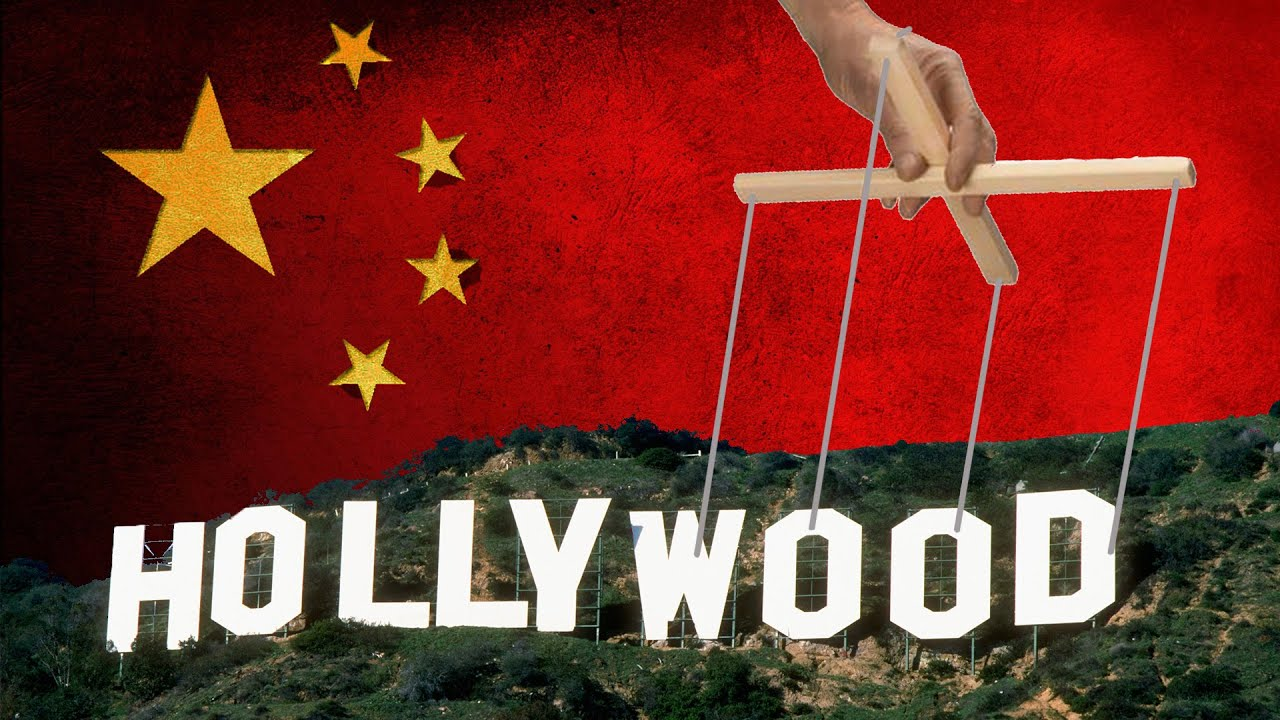 Image result for China controls Hollywood