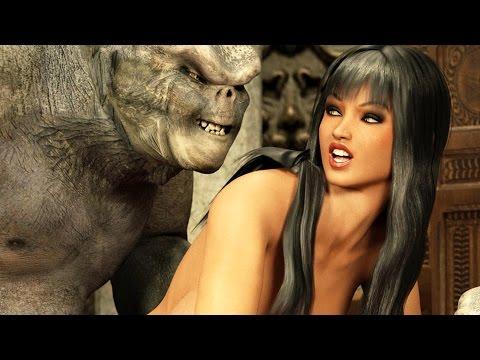 Порно фильм с ужасьтиками
